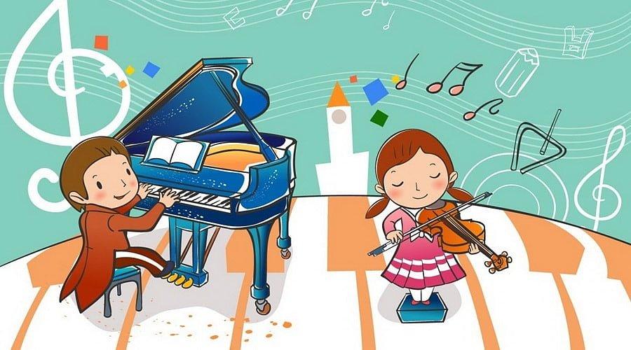 дети, высказывания, музыка