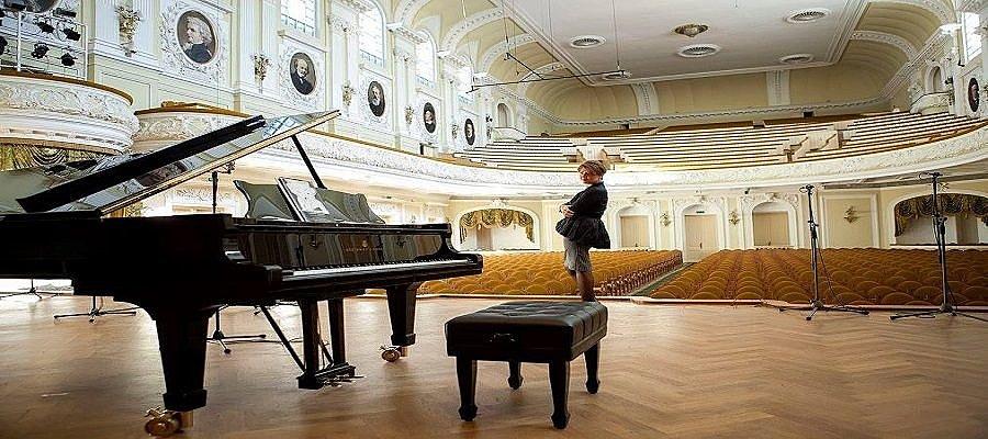 Центр поддержки музыкантов Полины Осетинской