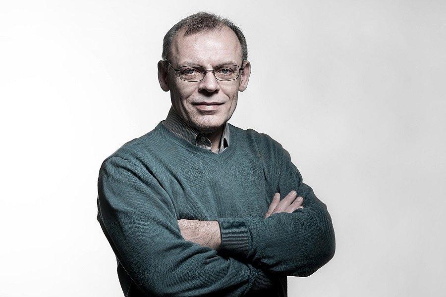 Композитор, преподаватель Московской школы кино Ю.А.Потеенко
