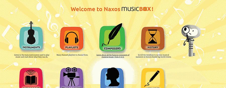 Источник: www.naxosmusicbox.com