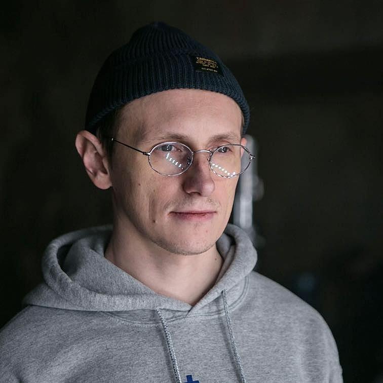 Звукорежиссер, преподаватель Московской школы кино Алексей Пузиков